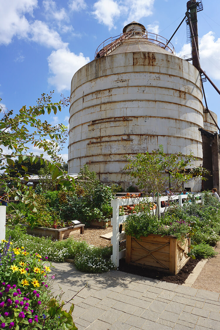 the-garden-at-magnolia-seed-and-supply-silos