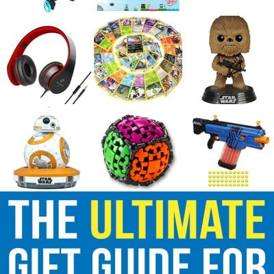 The Best Gift Ideas for Boys Ages 8-11