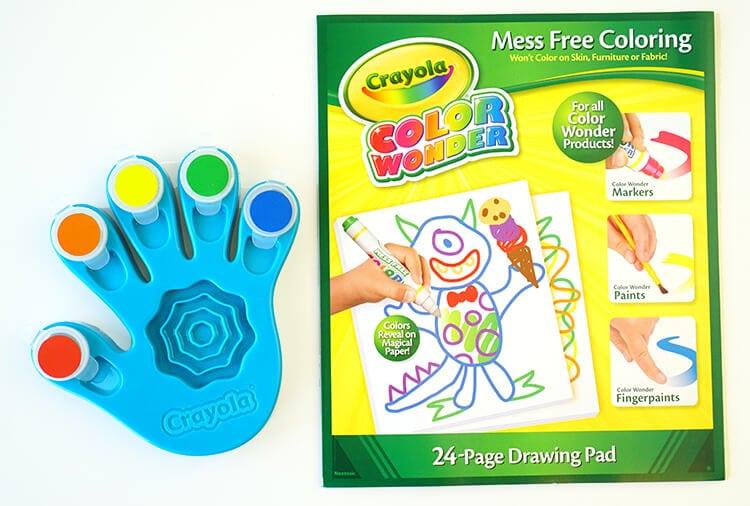 HUGE Crayola Color Wonder Giveaway! - Happiness is Homemade