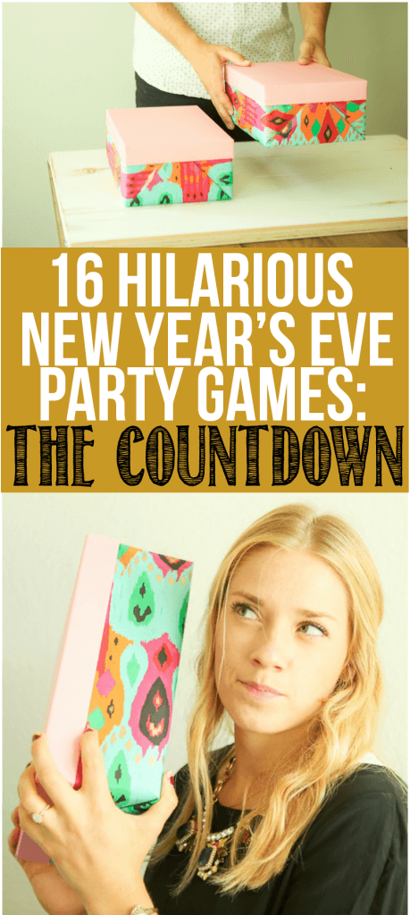 New Years Eve Party Games Activities Happiness Is Homemade