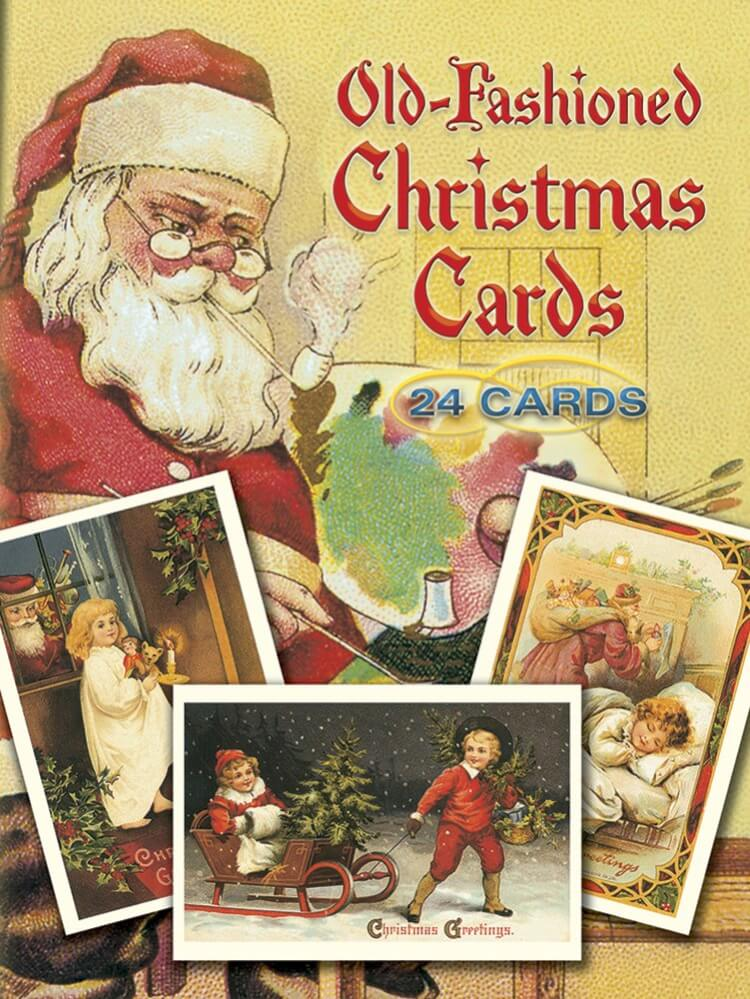 old-fashioned-christmas-cards