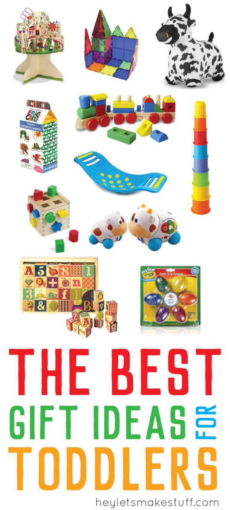 the best gift ideas for toddlers
