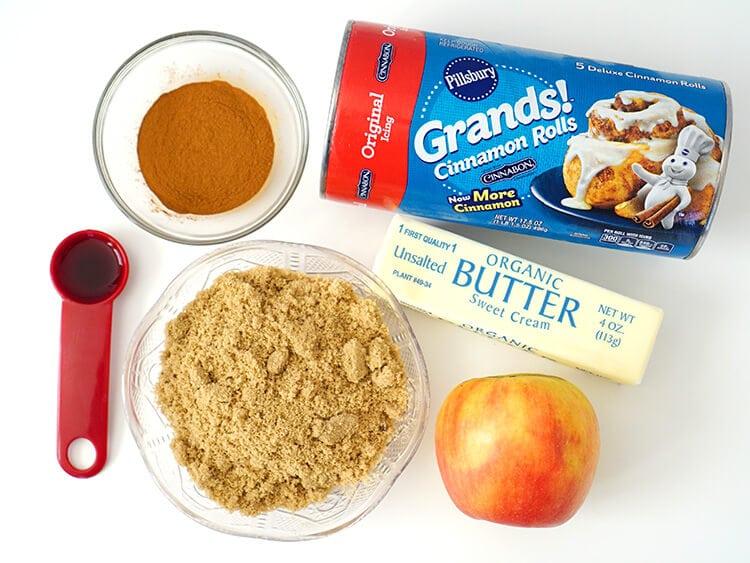 apple-monkey-bread-ingredients