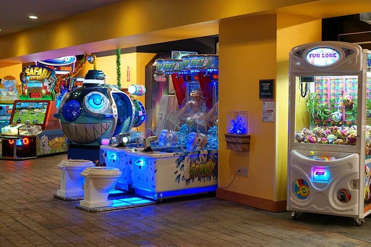 arcade-at-great-wolf-lodge