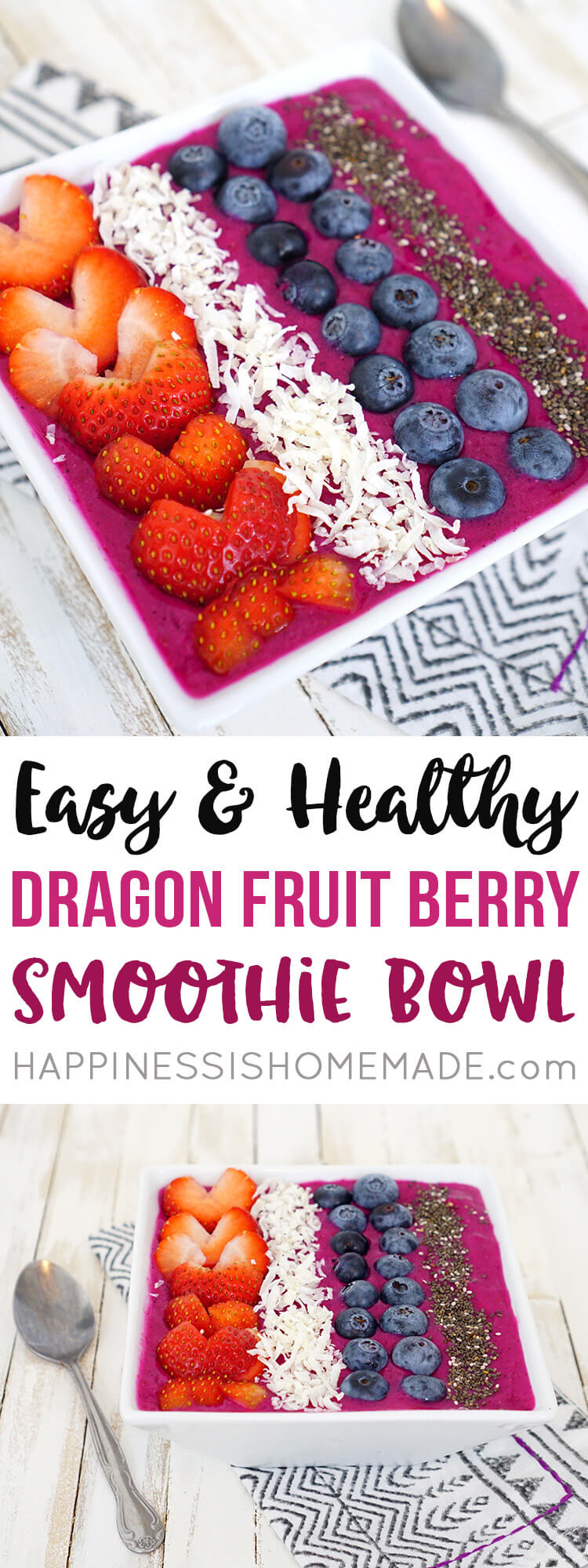 easy-and-healthy-dragon-fruit-berry-smoothie-bowl