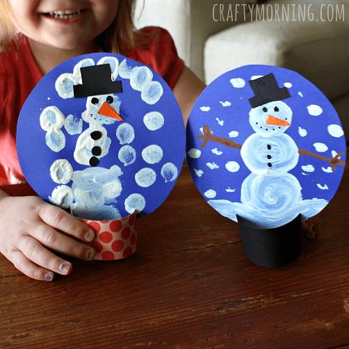 pom-pom-painted-snowglobe-craft-for-kids