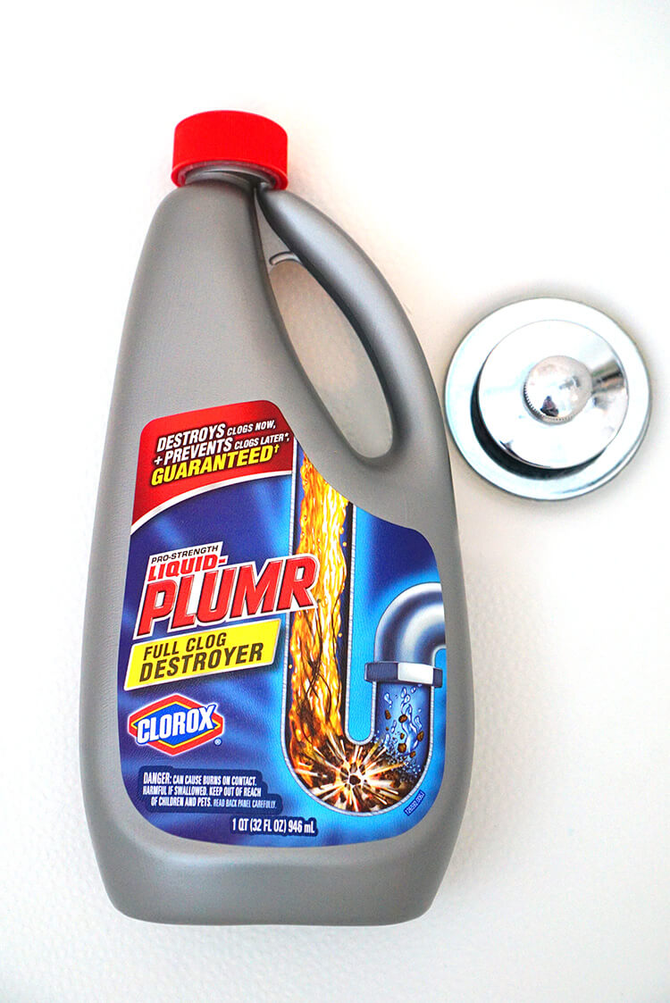 Clean Your Drains Regularly with Liquid Plumr