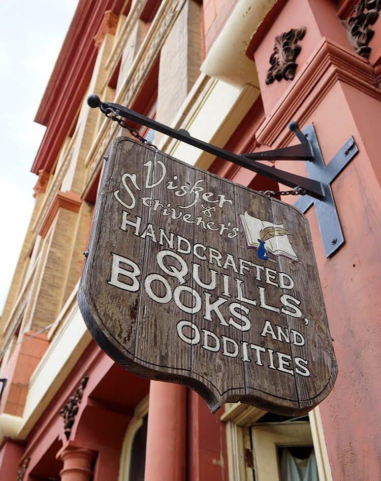 Harry Potterish Shop