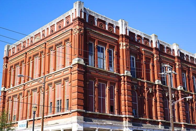 Historic Building in Galveston