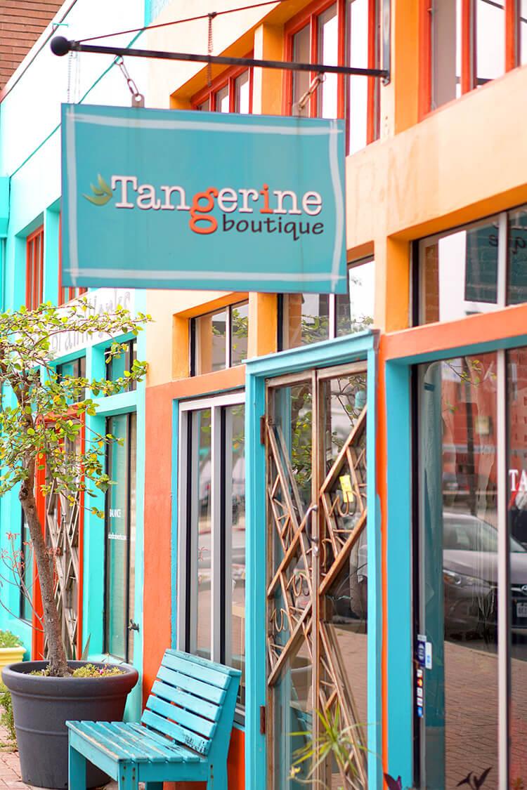 Tangerine Boutique
