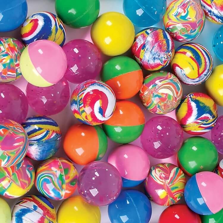 High Bounce Balls
