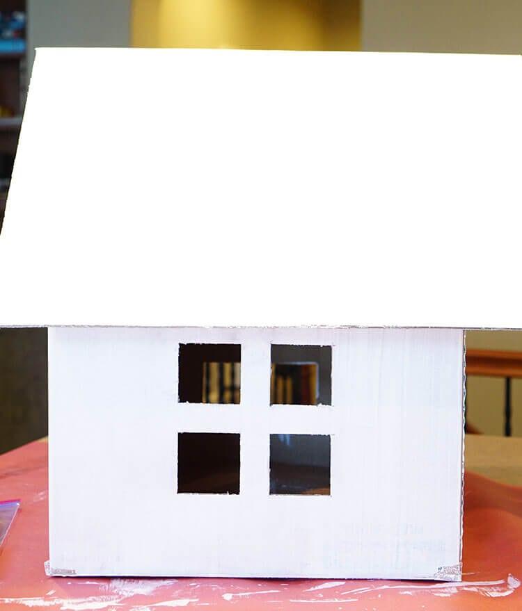 Captivating Cardboard Cat House Plans Images - Interior designs ...
