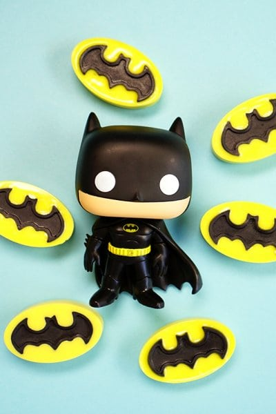 Logo Batman Soaps