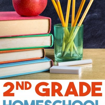 Homeschool Curriculum – 2nd Grade