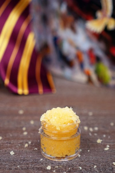 Harry Potter Butterbeer Sugar Scrub for Lips 0