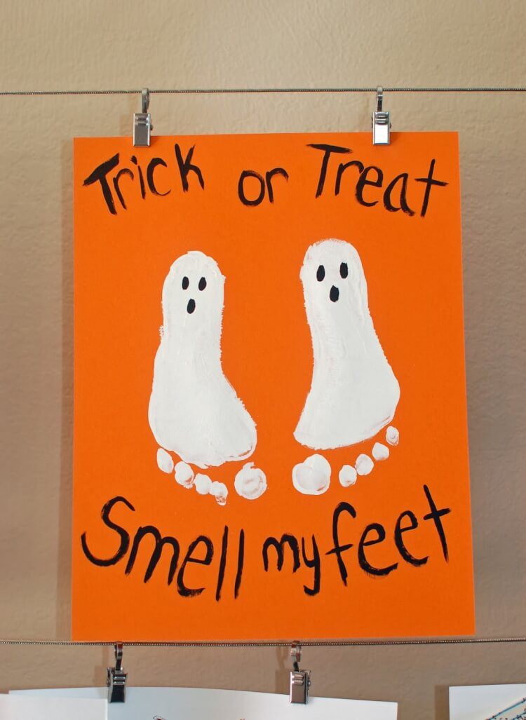 Quick Amp Easy Halloween Crafts For Kids Happiness Is Homemade