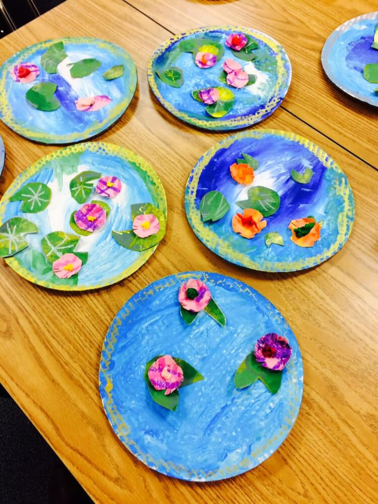 Famous Artist Crafts for Kids - The Crafty Classroom