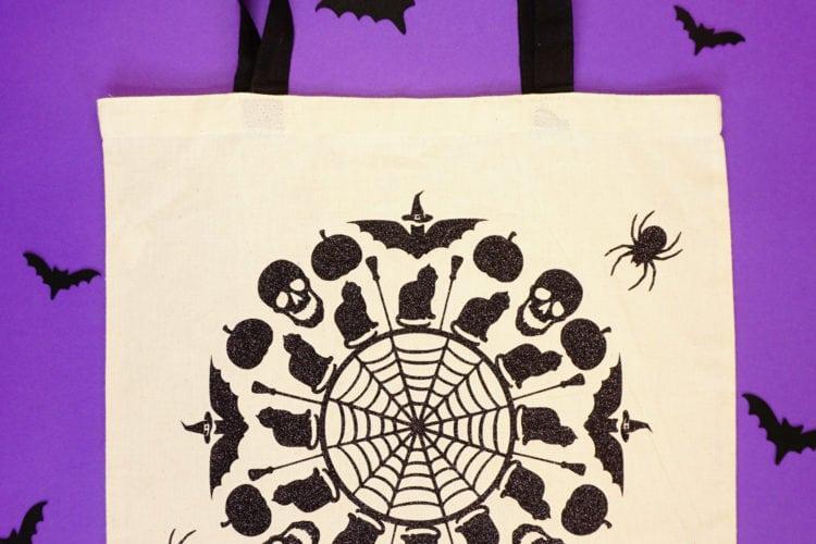 Halloween SVG Files + Trick or Treat Bag