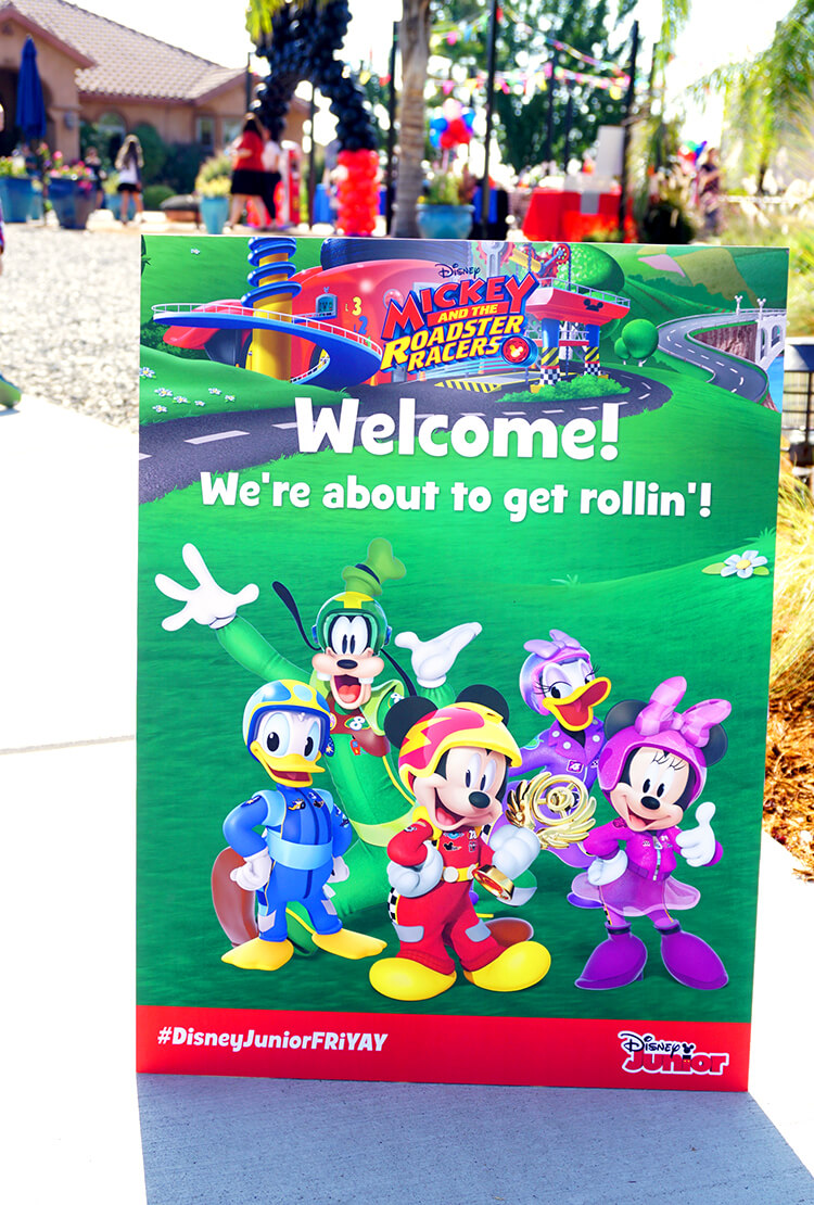 Mickey and the Roadster Racers Games + Party Ideas - Happiness is ...