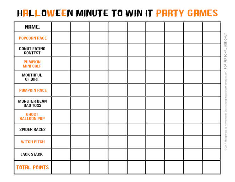 click here to download the minute to win it game scorecard