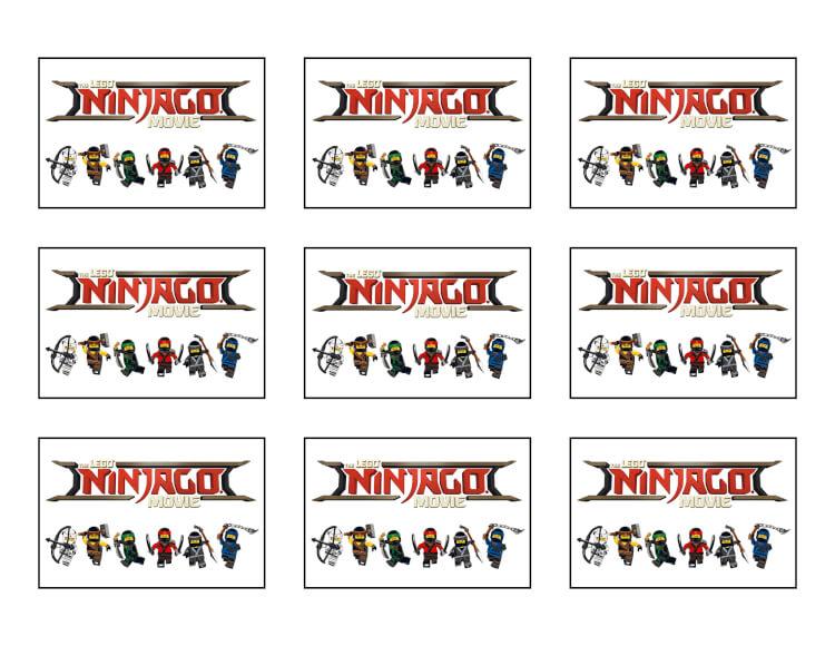 printable lego ninjago games memory shadow match happiness is