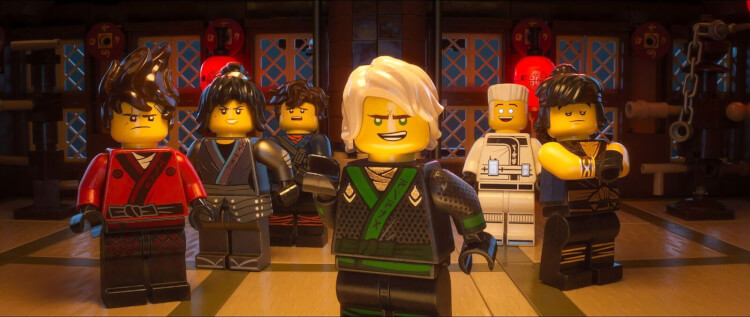 the lego ninjago movie a new animated adventure in warner bros pictures lego franchise stars dave franco lloyd justin theroux lord garmadon