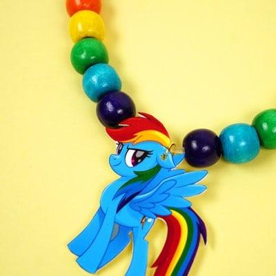 My Little Pony: Shrink Plastic Jewelry