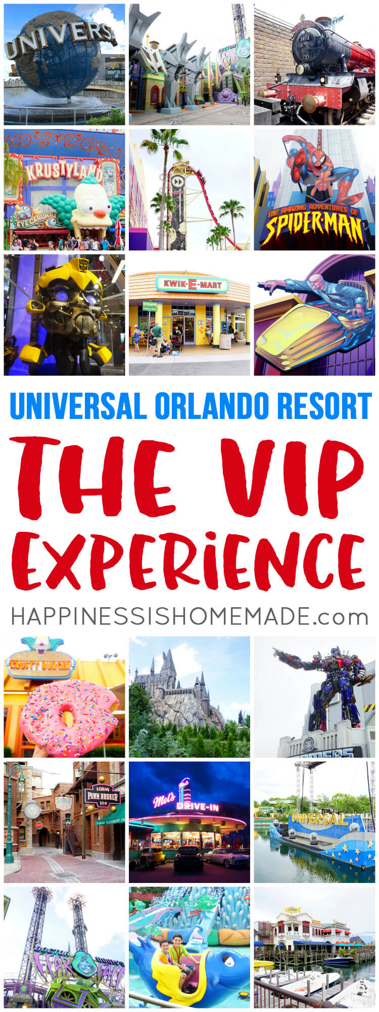 The VIP Experience at Universal Studios Florida and Universal's Islands of Adventure is the most memorable family vacation upgrade EVER! An incredible one-of-a-kind experience at Universal Orlando Resort!