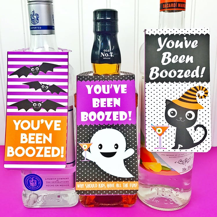 picture about You've Been Boozed Printable named Youve Been Boozed\