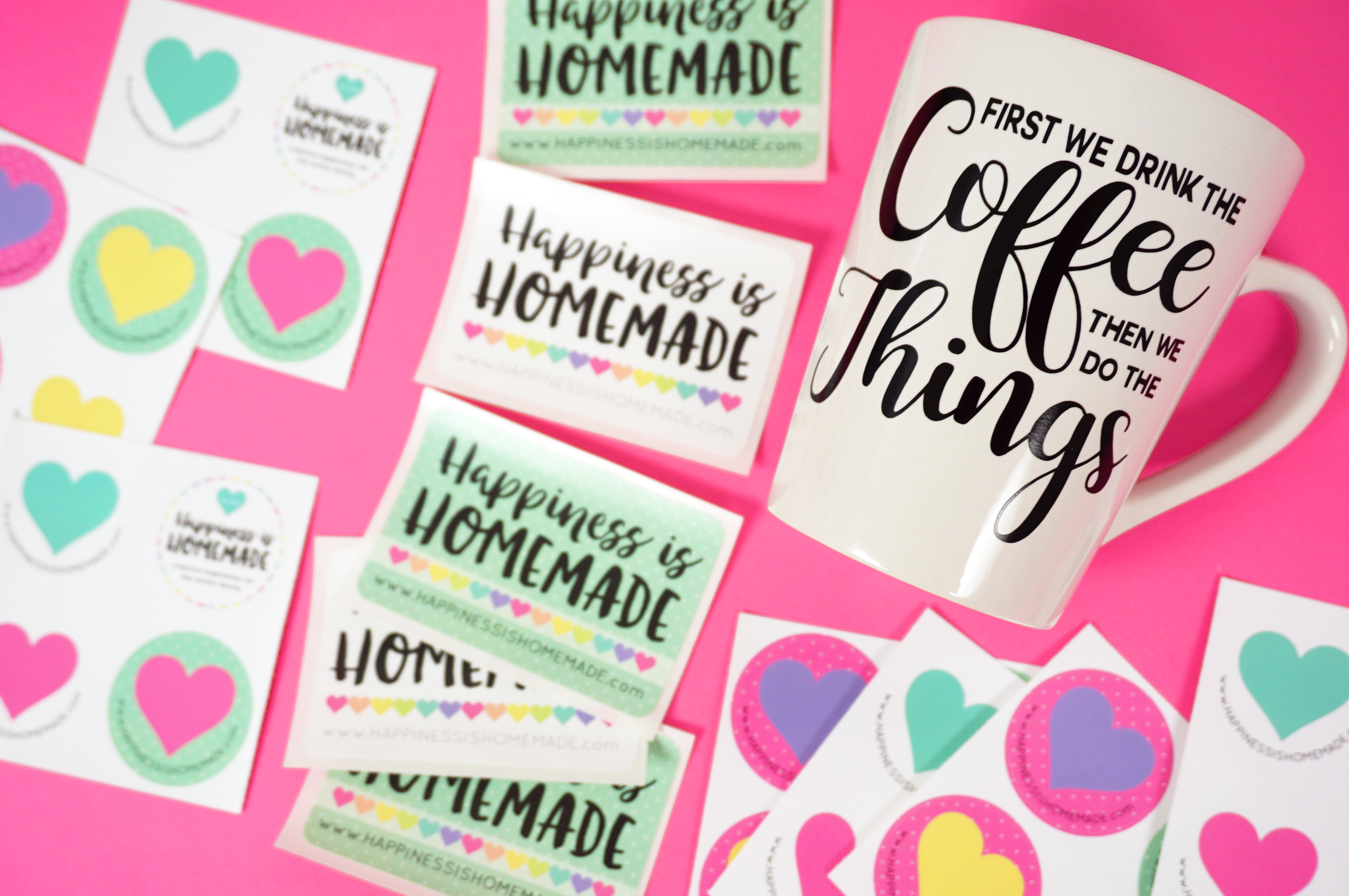 how to establish your brand identity happiness is homemade