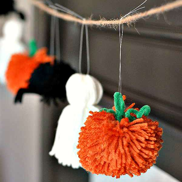 Easy Halloween Crafts for Teens - Happiness is Homemade