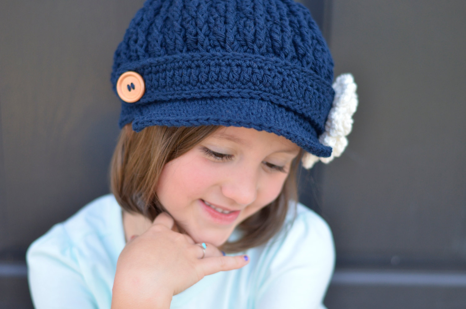 Crochet Hat Patterns - Happiness is Homemade