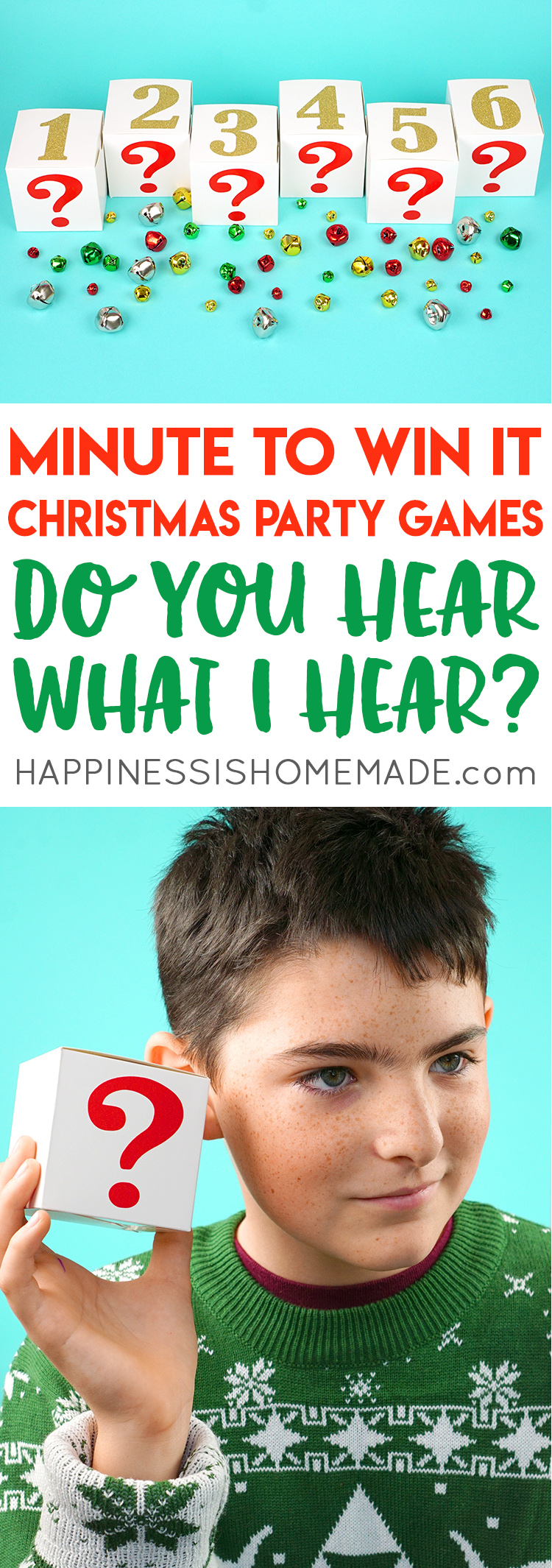 christmas party games minute to win it for all ages happiness 31174