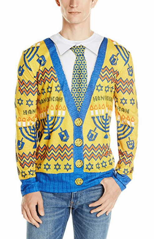 20 Ugly Hanukkah Sweaters Happiness Is Homemade