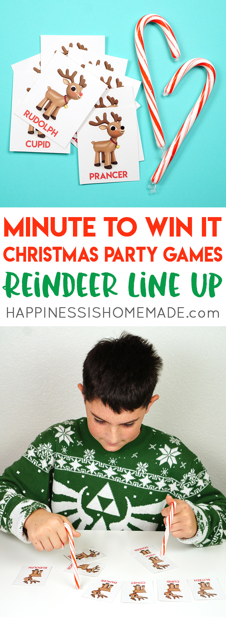 christmas party games minute to win it for all ages happiness 12808