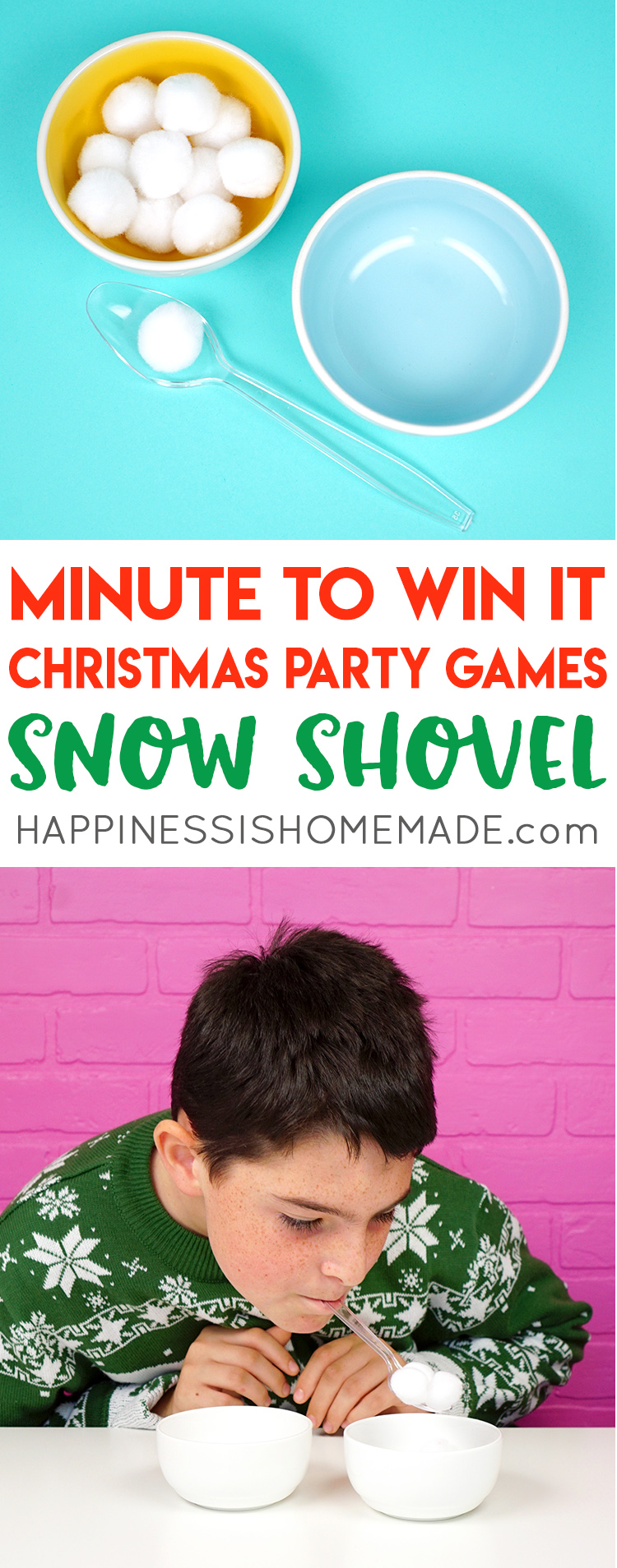 Minute To Win It Christmas.Minute To Win It Christmas Games For All Ages Happiness Is