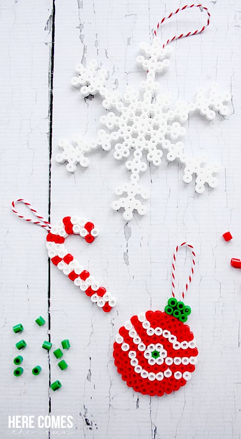 Christmas Hama Bead Designs.Christmas Perler Bead Patterns Ideas Happiness Is Homemade