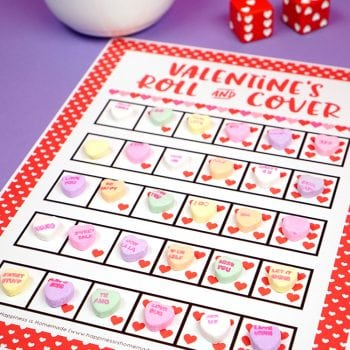Valentine Games – Roll and Cover