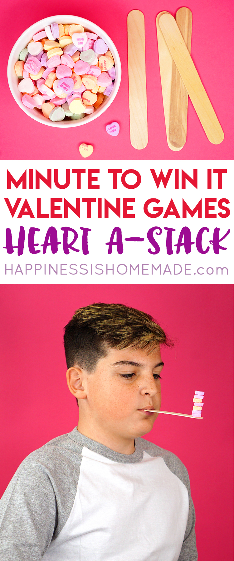 fun minute to win it valentine games