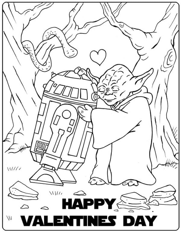 543 Free, Printable Valentine's Day Coloring Pages | 776x600