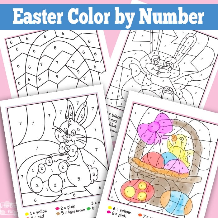 free easter coloring pages happiness is homemade. Black Bedroom Furniture Sets. Home Design Ideas