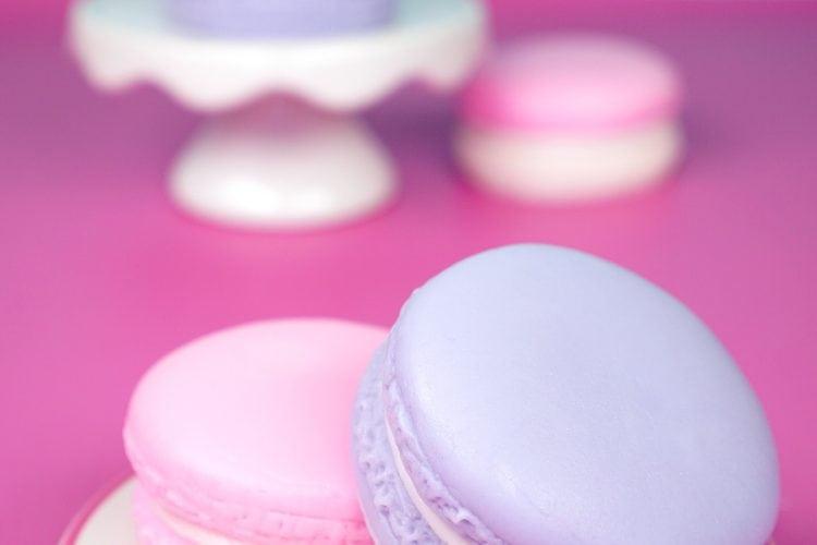 Easy DIY Gift Idea: Macaron Soaps