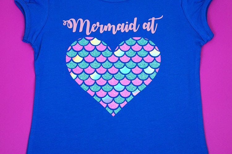Adorable Mermaid SVG Files