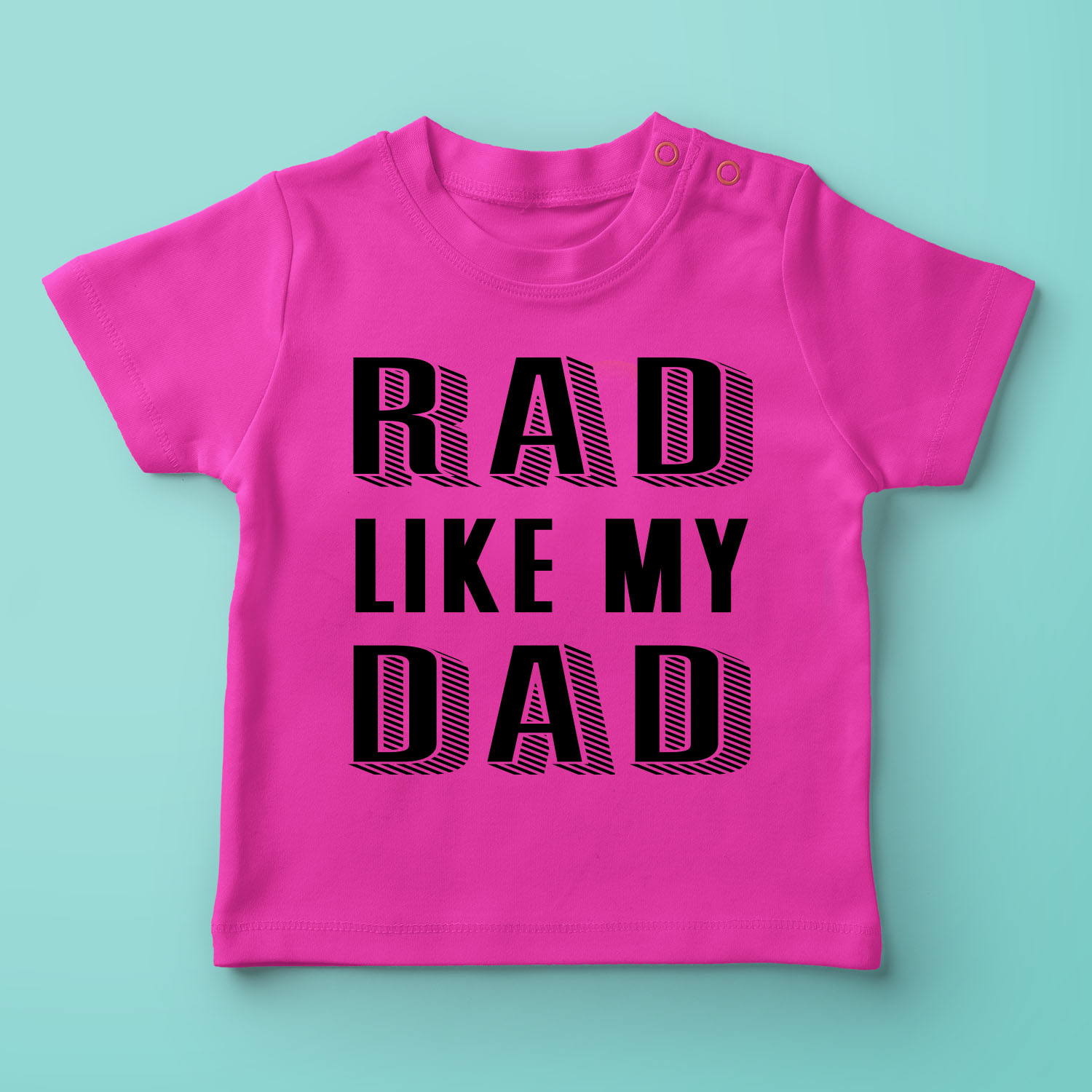 8da2981072f9a Rad Dad Father's Day Shirts + SVG Files - Happiness is Homemade