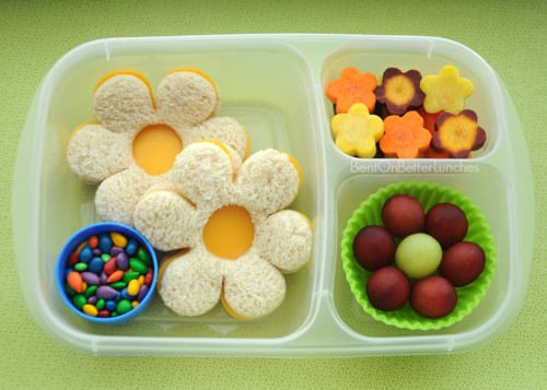 This Bloomin Bento Box Is Super Quick Easy And Adorable
