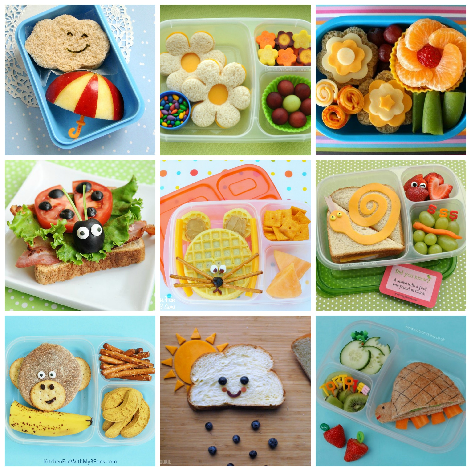 30 School Lunch Ideas For Picky Eaters Happiness Is Homemade