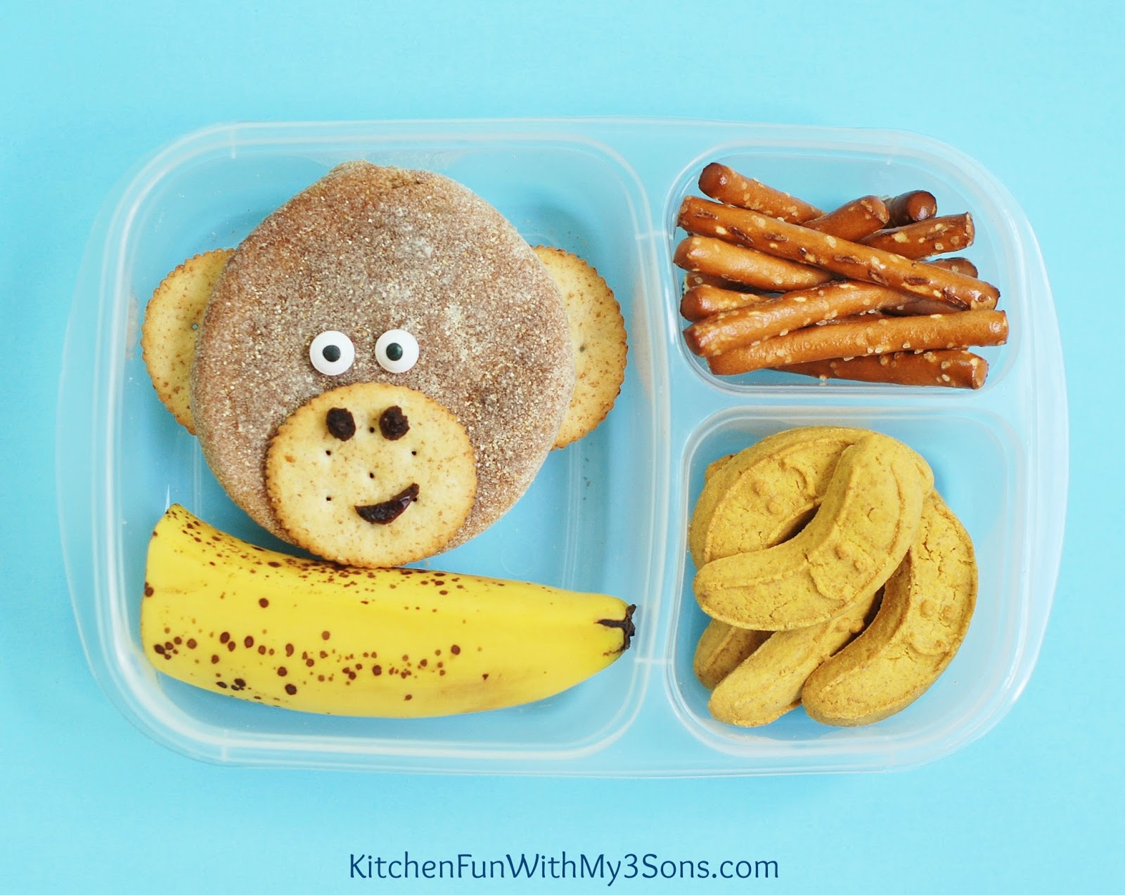 25+ Easy Bento Lunch Boxes for Kids - Happiness is Homemade