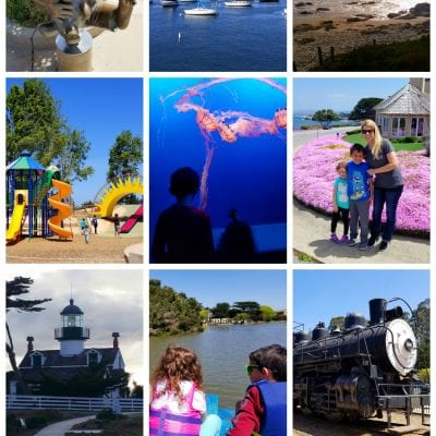 11 Family-Friendly Things to Do in Monterey