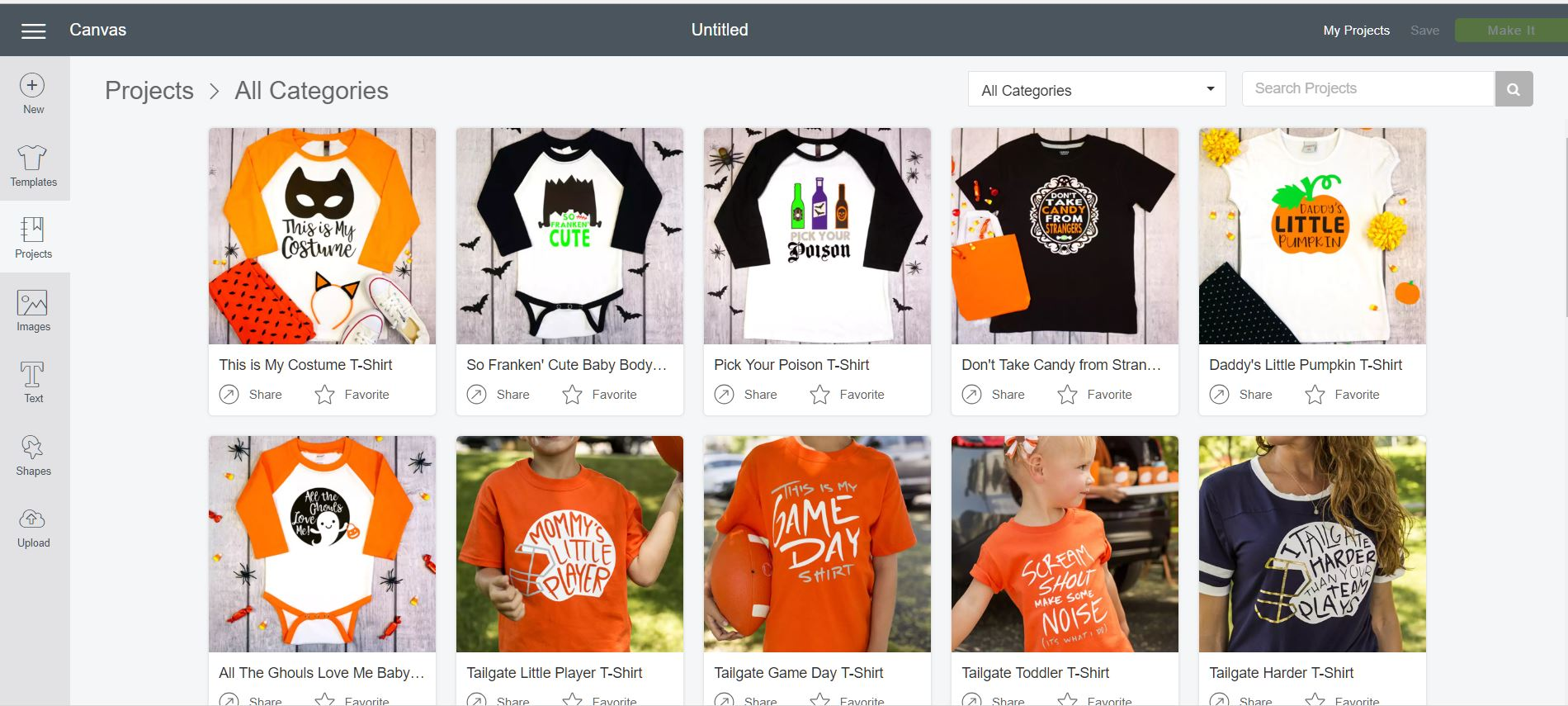 Cute Halloween Shirt Collection With Cricut Happiness Is