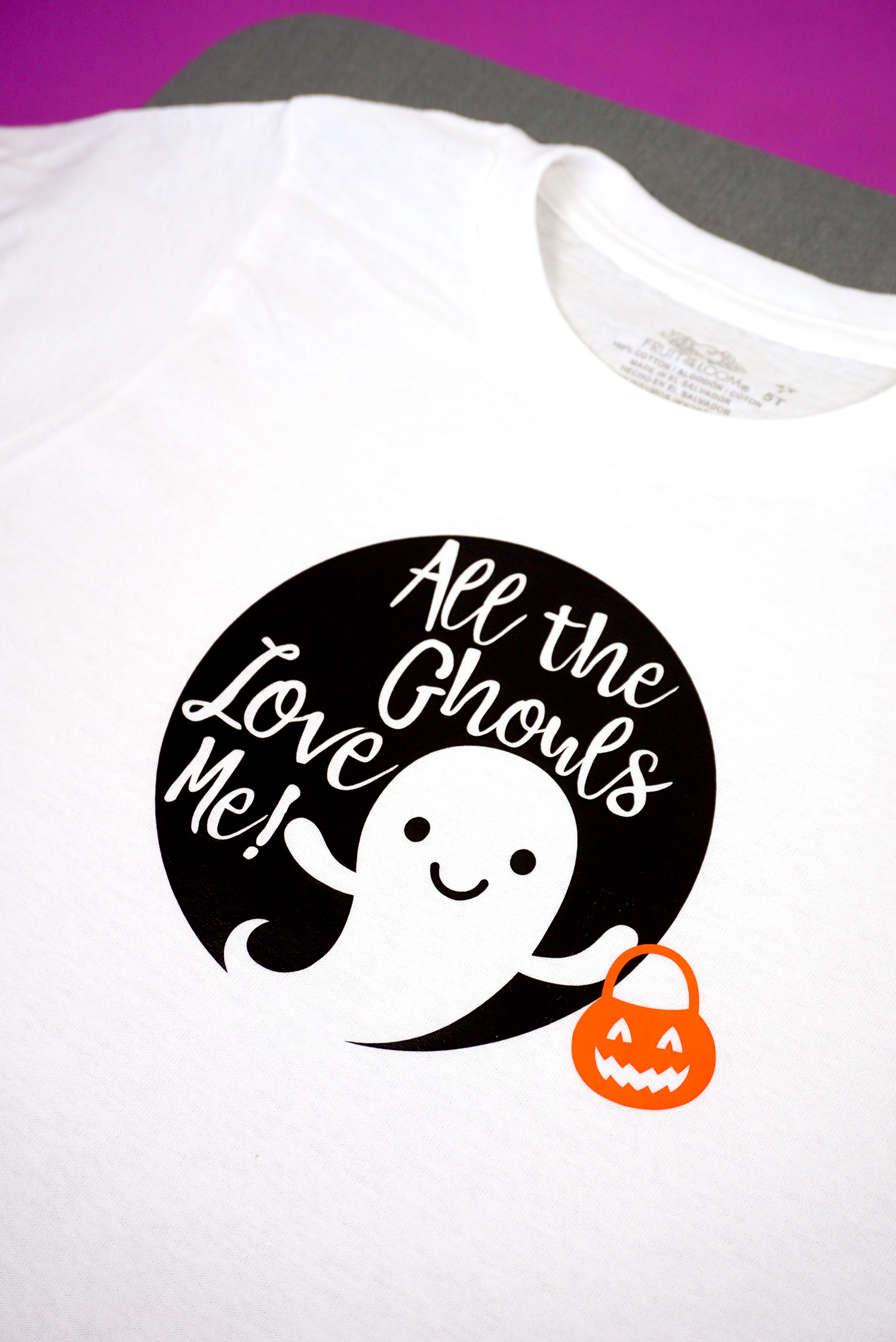 Cute Halloween Shirt Collection With Cricut Happiness Is Homemade